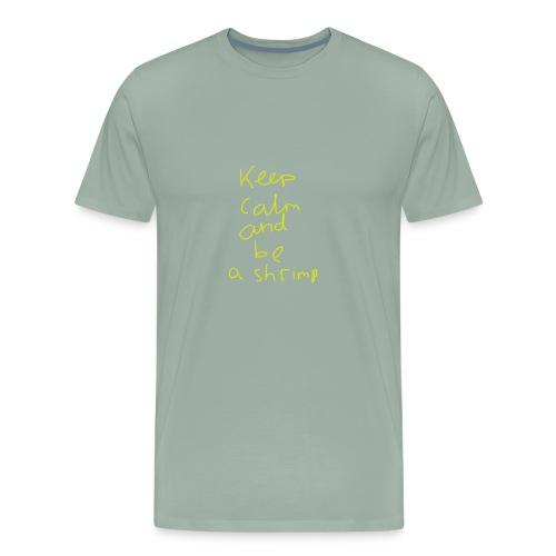 Shrimp - Men's Premium T-Shirt
