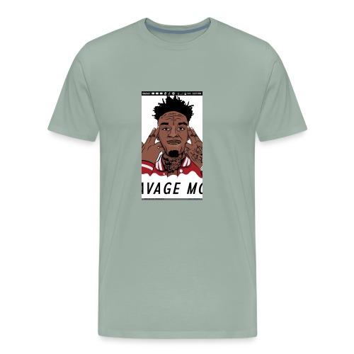 Whatch out - Men's Premium T-Shirt