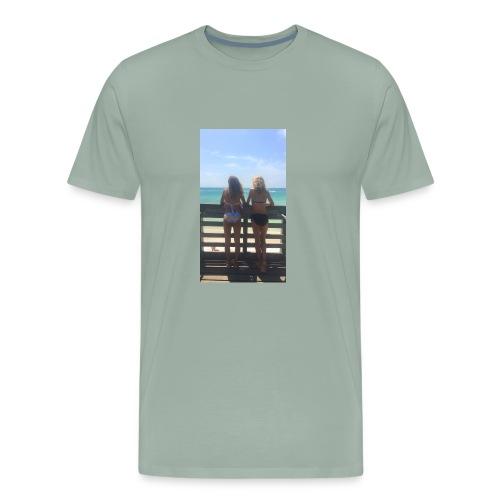 0154644A 1FE0 403D 8380 E54F2DD7B500 - Men's Premium T-Shirt