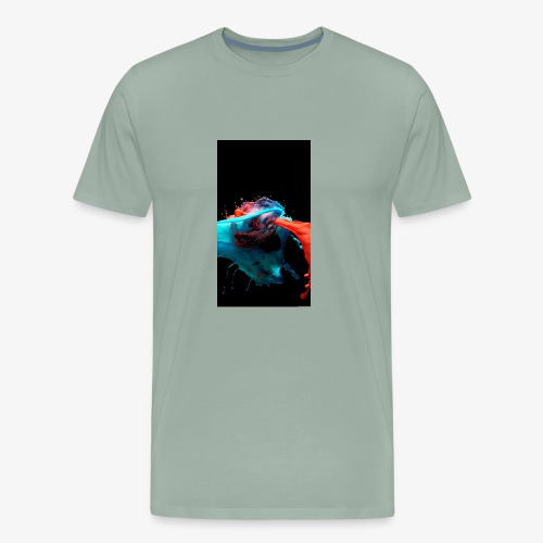 Imagine Warriors - Men's Premium T-Shirt