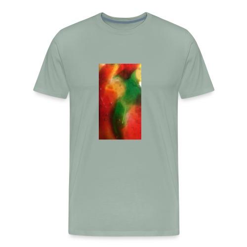 Microwaved Gummies - Men's Premium T-Shirt