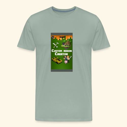 Marvin - Men's Premium T-Shirt