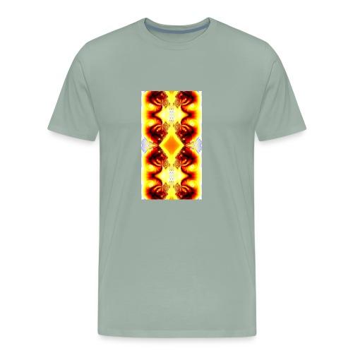 beautiful print - Men's Premium T-Shirt