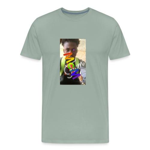 Snapchat 1615670926 - Men's Premium T-Shirt