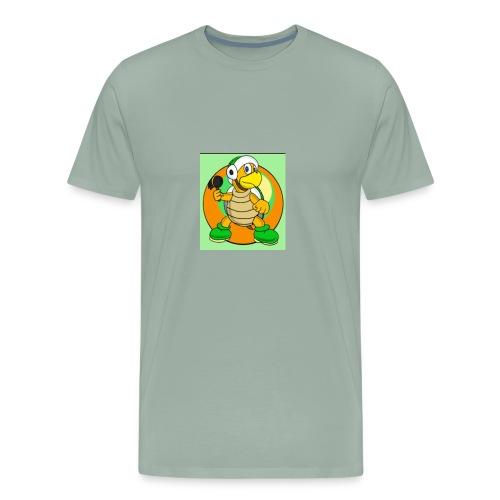 5CAEDFF3 0E05 4417 8CD3 4949EA310436 - Men's Premium T-Shirt