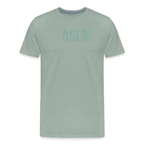 Peace Out Merchindise - Men's Premium T-Shirt