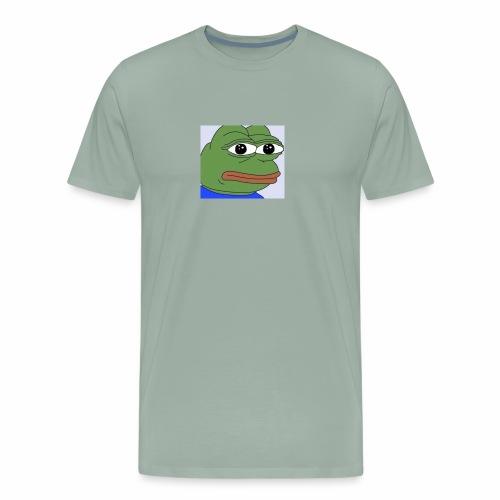 Pepe the frog - Men's Premium T-Shirt