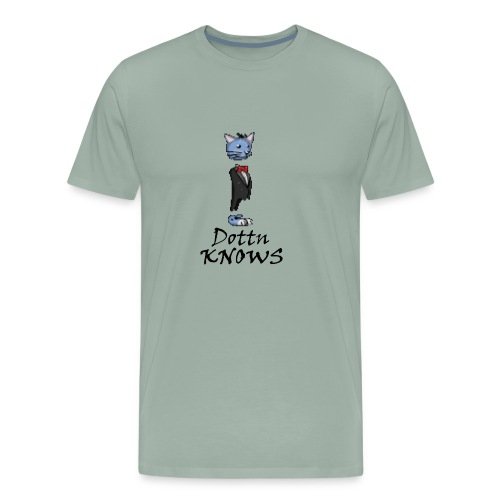 Dotten the Omniscient - Men's Premium T-Shirt