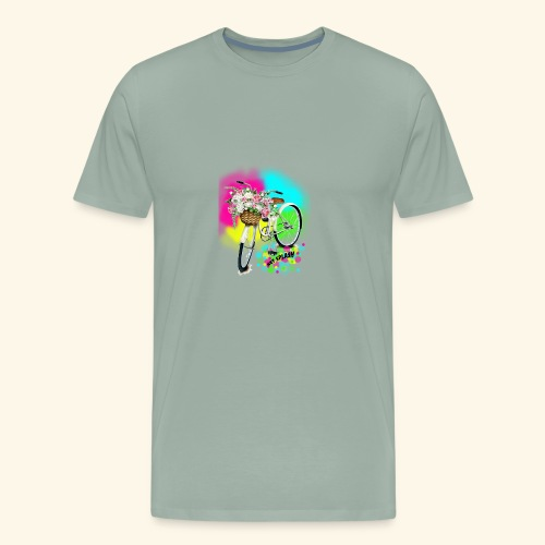 SUMMER CYCLE - Men's Premium T-Shirt