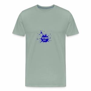 create reasons to laugh - Men's Premium T-Shirt