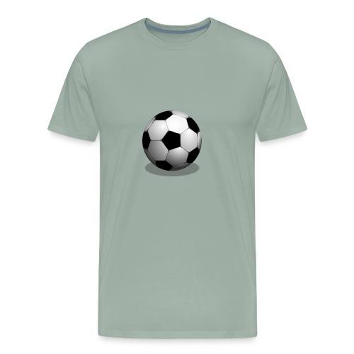 Soccer ball - Men's Premium T-Shirt