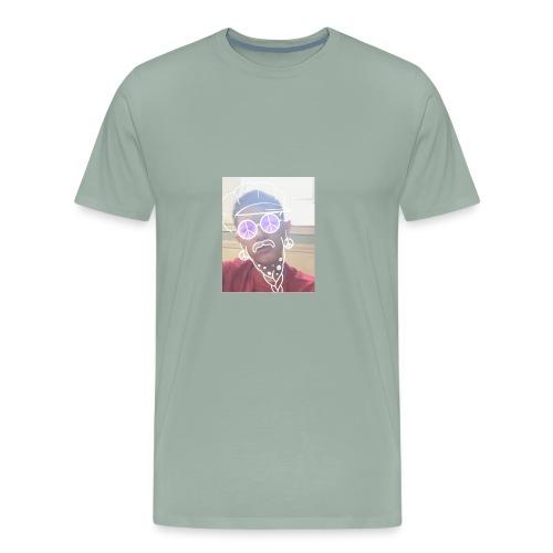 joe giurleo being a hipster - Men's Premium T-Shirt
