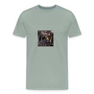03B75C06 F1EB 4DE1 84B8 9F5A039B1379 - Men's Premium T-Shirt