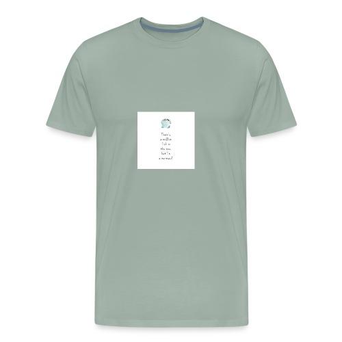8206FA30 A4D2 43F4 9463 457C8D4EDBBC - Men's Premium T-Shirt