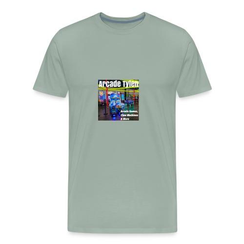 Arcade Tylen Merch Design - Men's Premium T-Shirt