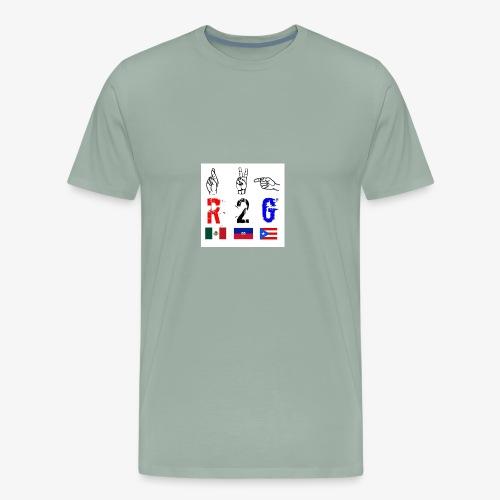 A7EEC35A 4227 48EE A4B6 B48BD969E92C - Men's Premium T-Shirt