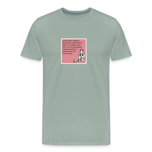 Jeaneille 11 - Men's Premium T-Shirt