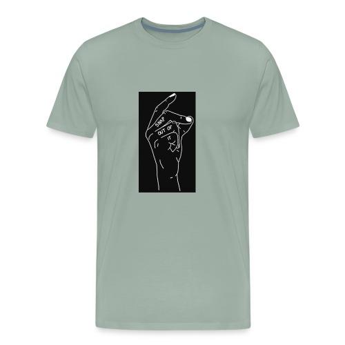 6313CC6C 61A7 404E BA64 D5C313CA636F - Men's Premium T-Shirt