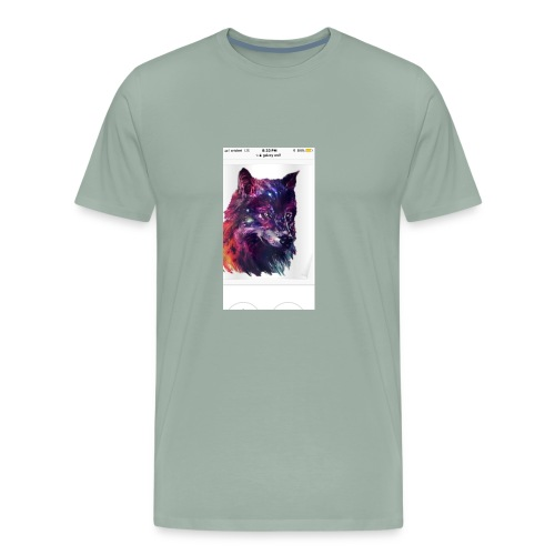 41561E09 3DE3 4614 9C48 4BCDC335DDC3 - Men's Premium T-Shirt