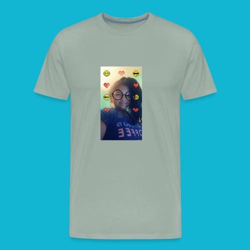 Jaralyssa Face - Men's Premium T-Shirt