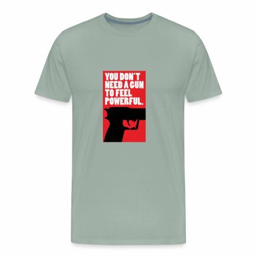 Gun Gun - Men's Premium T-Shirt