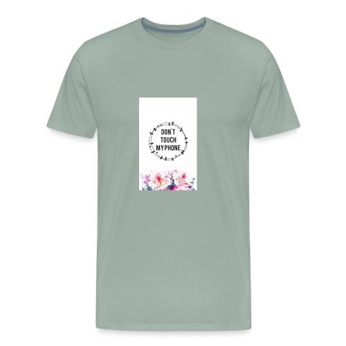 iPhone case - Men's Premium T-Shirt