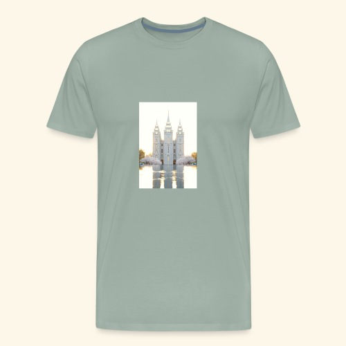 042697b27bd524edd4aa2090e79f82dd - Men's Premium T-Shirt