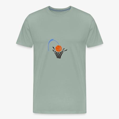 HOOP - Men's Premium T-Shirt