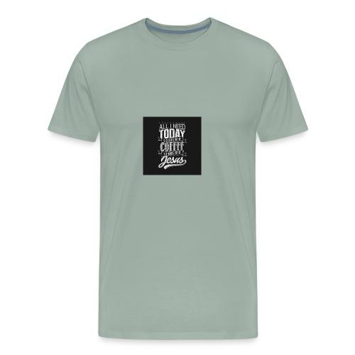 J 1 - Men's Premium T-Shirt