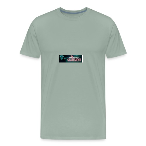 Molly brazy statement - Men's Premium T-Shirt