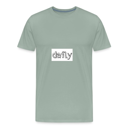 daily merch - Men's Premium T-Shirt