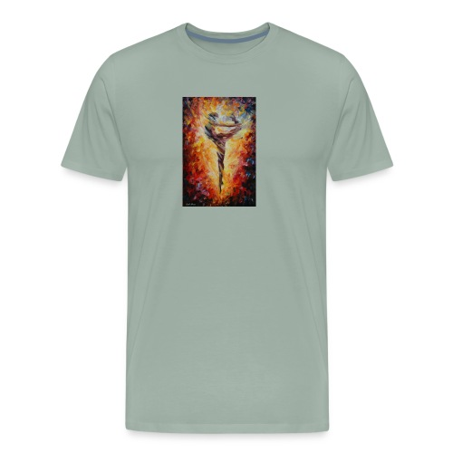 god - Men's Premium T-Shirt