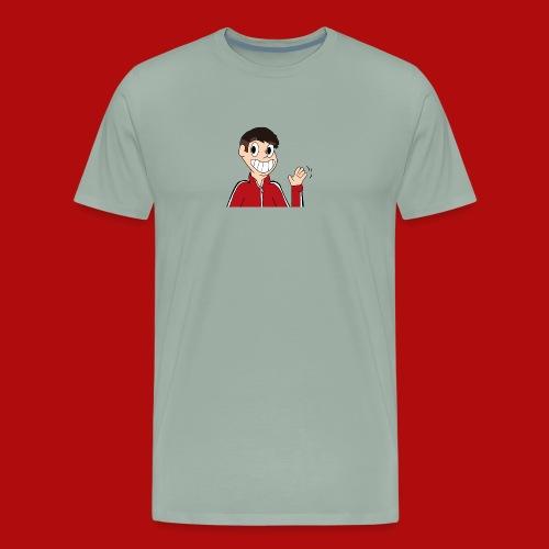 Micah_animatEd - Men's Premium T-Shirt
