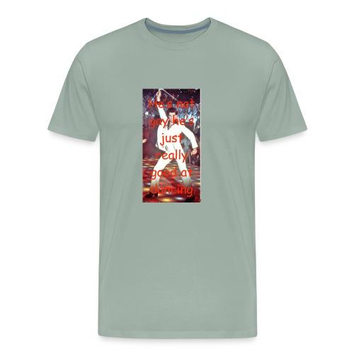 john final - Men's Premium T-Shirt
