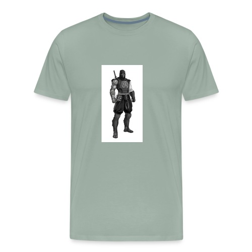 sharp ninja - Men's Premium T-Shirt