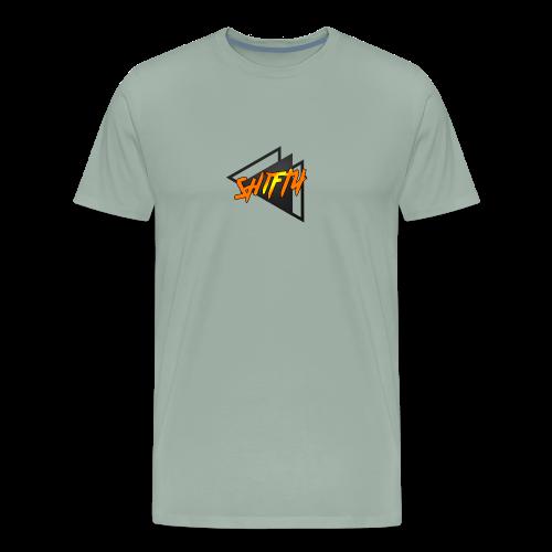 ShiftyGeometric - Men's Premium T-Shirt