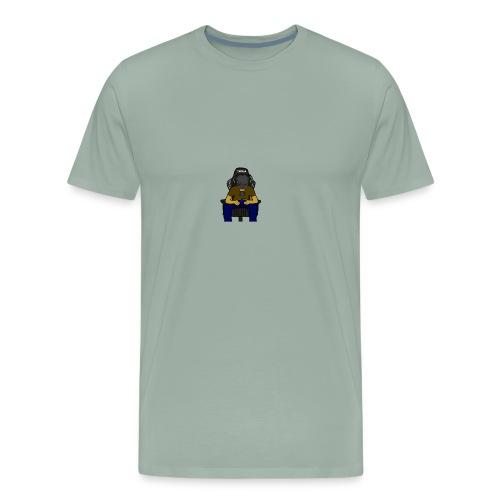 Predator and technisport - Men's Premium T-Shirt
