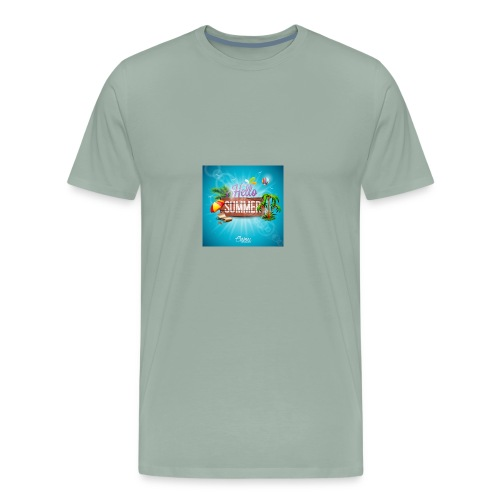 AEFEE3D8 941F 4739 9419 DDE59C9FC46F - Men's Premium T-Shirt