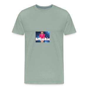 SrCookie Merches - Men's Premium T-Shirt