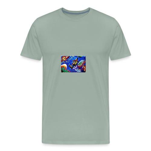 Funky - Men's Premium T-Shirt