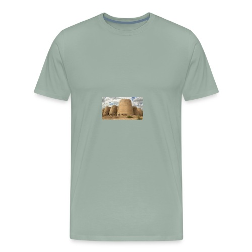 Darawar fort - Men's Premium T-Shirt