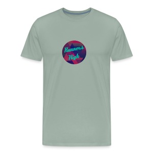 Runners High Classic - Men's Premium T-Shirt