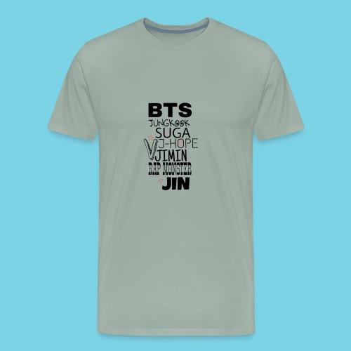 BTS - Men's Premium T-Shirt