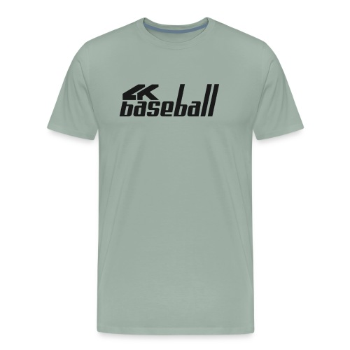 4kBaseball Official Logo - Men's Premium T-Shirt