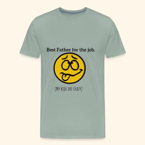 Best Father - Men's Premium T-Shirt