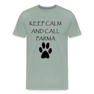 Keep Calm and Call Parma - Men's Premium T-Shirt