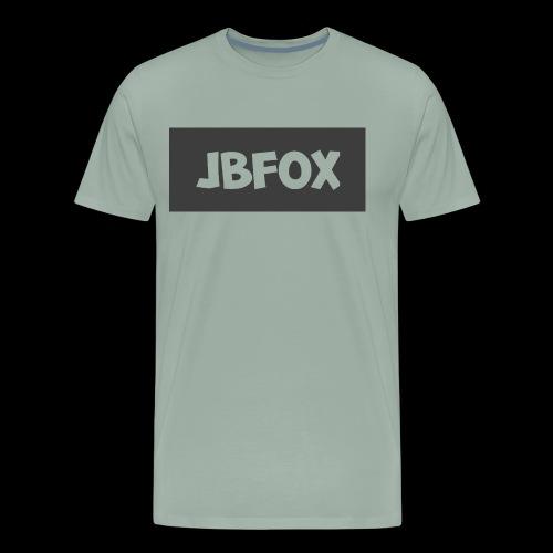 JBFox logo - Men's Premium T-Shirt