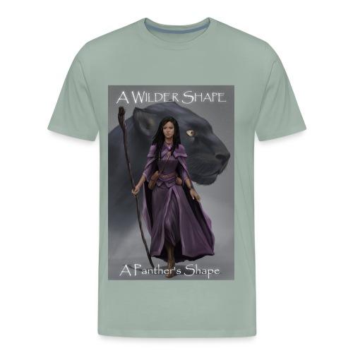 A Wilder Shape - Men's Premium T-Shirt