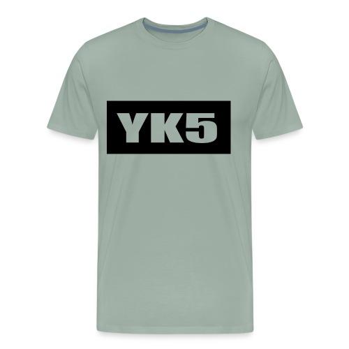 yk5shirtlogo - Men's Premium T-Shirt