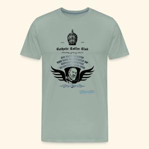 Saint Padre Pio - Men's Premium T-Shirt